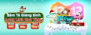 Săn tã giáng sinh – Lung linh quà tặng cùng Pampers Official Store